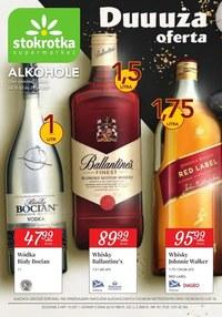 Gazetka promocyjna Stokrotka Supermarket - Alkoholowy katalog Stokrotki - ważna do 21-04-2021