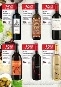 Gazetka promocyjna Stokrotka Supermarket - Alkoholowy katalog Stokrotki