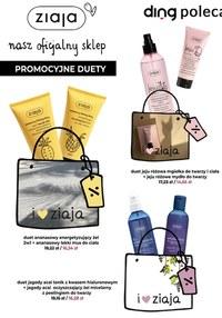 Gazetka promocyjna HITY Dinga - Kosmetyki marki Ziaja - ważna do 11-04-2021