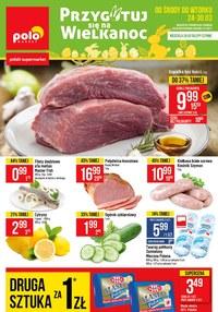 Gazetka promocyjna POLOmarket - Przygotuj się na Wielkanoc! - ważna do 30-03-2021
