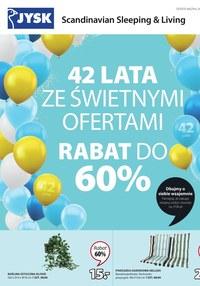 Gazetka promocyjna Jysk - Świetne oferty zawsze w Jysk - ważna do 06-04-2021