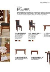 Gazetka promocyjna Black Red White - Katalog stołów i krzeseł w Black Red White 2021/22