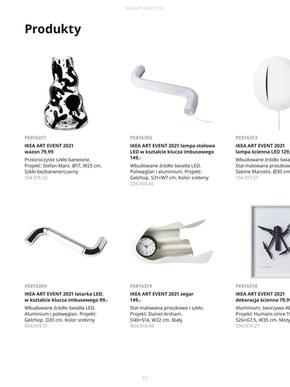Sztuka użytkowa w Ikea