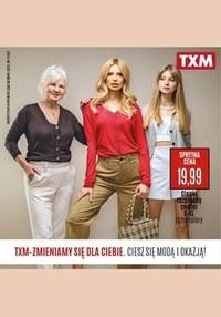 Gazetka promocyjna Textil Market - Ciesz się modą z Textil Market - ważna do 06-04-2021