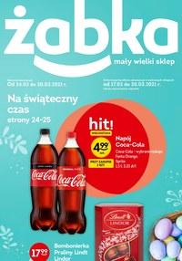 Gazetka promocyjna Żabka - Złap śniadanie w Żabce!  - ważna do 30-03-2021
