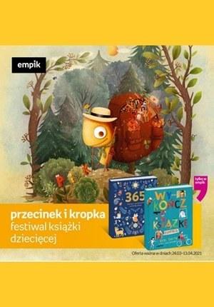 Gazetka promocyjna EMPiK - Katalog książkowy - Empik