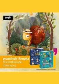 Gazetka promocyjna EMPiK - Katalog książkowy - Empik - ważna do 13-04-2021