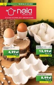 Nela - tanie zakupy na Wielkanoc