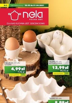 Gazetka promocyjna Nela - Nela - tanie zakupy na Wielkanoc