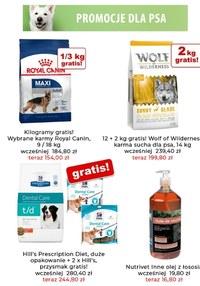 Gazetka promocyjna Zooplus.pl - Promocje dla zwierząt w Zooplus