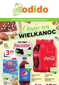 Gazetka promocyjna Odido - Okazje świąteczne w Odido - ważna do 08-04-2021