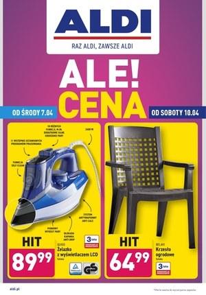 Gazetka promocyjna Aldi - Oferta przemysłowa Aldi!
