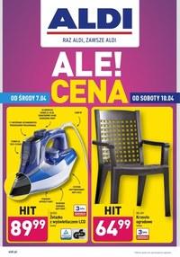 Gazetka promocyjna Aldi - Oferta przemysłowa Aldi!  - ważna do 14-04-2021