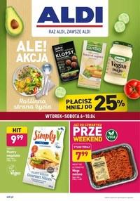 Gazetka promocyjna Aldi - Ale cena w Aldi! - ważna do 10-04-2021