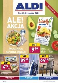 Gazetka promocyjna Aldi - Ale akcja cenowa w Aldi!  - ważna do 10-04-2021