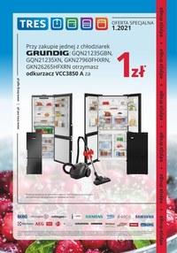 Gazetka promocyjna Tres - Tres 2021 AGD - ważna do 30-04-2021