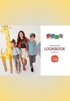 Gazetka promocyjna Smyk - Lookbook Smyk - Safari