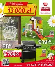 Wiosna w Selgros!