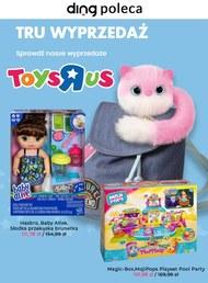 """Wyprzedaż zabawek w Toys""""R""""Us"""