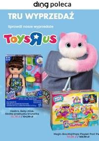 """Gazetka promocyjna Toys""""R""""Us - Wyprzedaż zabawek w Toys""""R""""Us - ważna do 11-04-2021"""