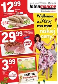 Gazetka promocyjna Intermarche Super - Koszyczek Wielkanocny z Intermarche   - ważna do 06-04-2021
