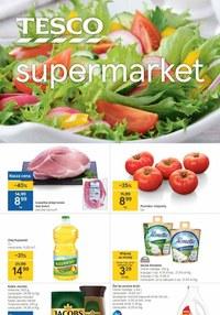 Gazetka promocyjna Tesco Supermarket - Wiosenne smaki w Tesco Supermarket  - ważna do 14-04-2021