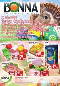 Gazetka promocyjna Bonna - Oferta świąteczna Bonna - ważna do 03-04-2021