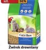 Żwirek drewniany Cat's Best