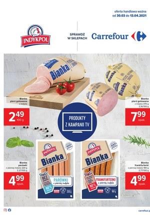 Gazetka promocyjna Carrefour - Pyszności w Carrefour