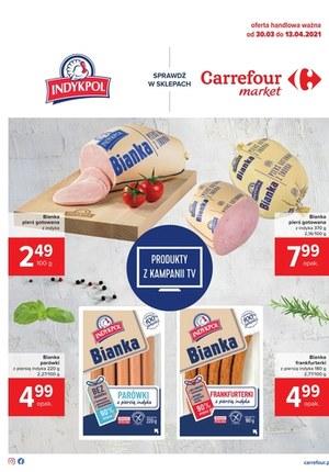 Gazetka promocyjna Carrefour Market - Pyszności w Carrefour Market