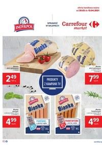 Gazetka promocyjna Carrefour Market - Pyszności w Carrefour Market  - ważna do 13-04-2021