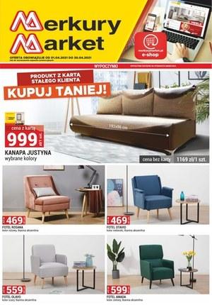 Gazetka promocyjna Merkury Market - Kupuj taniej w Merkury Market