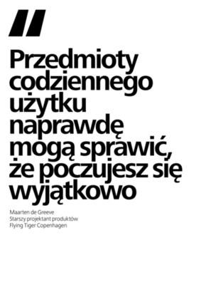 Posłuchajcie razem z Flying Tiger Polska