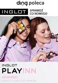 Gazetka promocyjna Inglot - Sprawdź co nowego w Inglot   - ważna do 25-04-2021