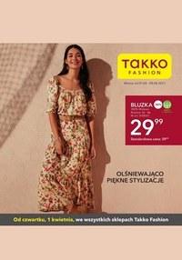 Gazetka promocyjna Takko Fashion - Letnie kreacje w Takko Fashion - ważna do 08-04-2021