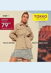 Gazetka promocyjna Takko Fashion - Coś dla niej i dla niego w Takko Fashion - ważna do 08-04-2021