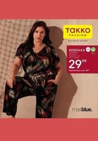 Gazetka promocyjna Takko Fashion - Przywitaj wiosnę z Takko Fashion - ważna do 08-04-2021