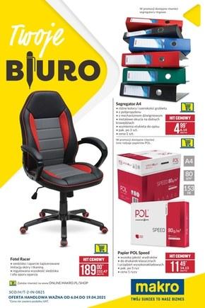 Urządź biuro z  Makro Cash&Carry