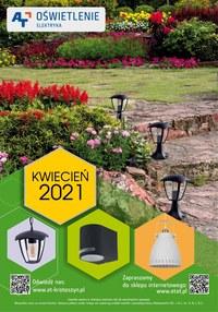 Gazetka promocyjna At - Oświetlenie z AT - ważna do 30-04-2021