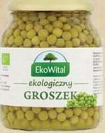Groszek konserwowy Eko Wital