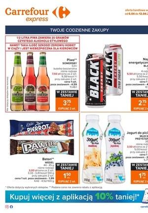 Gazetka promocyjna Carrefour Express - Oferta promocyjna Carrefour Express