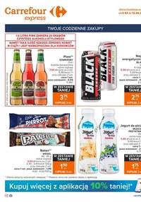Gazetka promocyjna Carrefour Express - Oferta promocyjna Carrefour Express - ważna do 12-04-2021