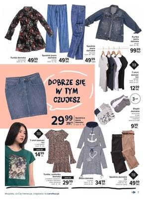 Wiosenne trendy w Carrefour!