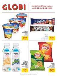 Promocje w sklepach Globi