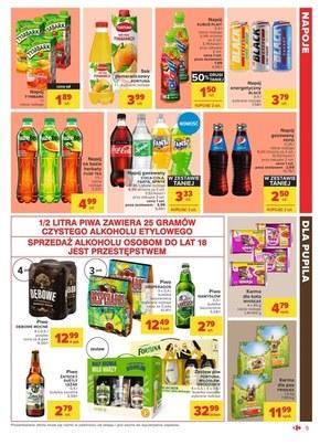 Ceny niskie jak dawniej w Carrefour Market