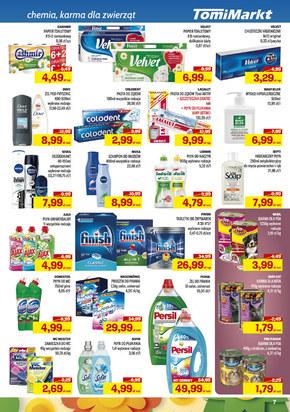 Promocje w sklepach TomiMarkt