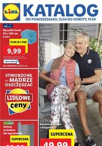 Gazetka promocyjna Lidl - Katalog Lidl - ważna do 17-04-2021