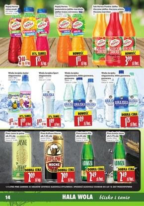 Oferta handlowa w Hala Wola
