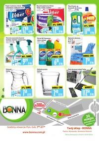Gazetka promocyjna Bonna - Kwietniowe promocje w Bonna