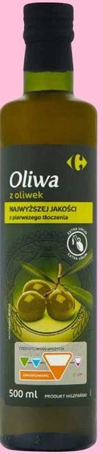 Oliwa z oliwek Carrefour